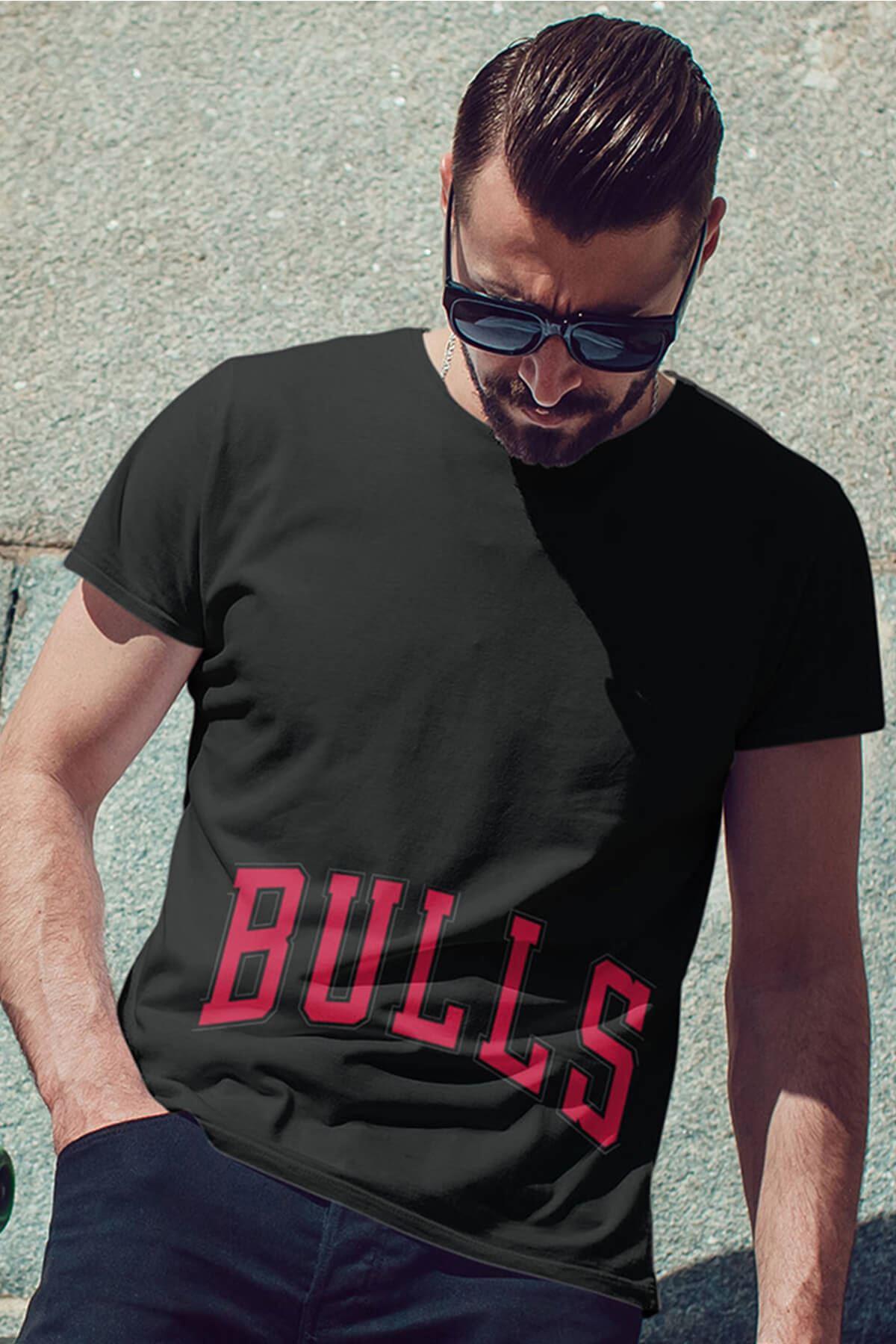 Air Jordan 37 Siyah NBA Erkek Tshirt - Tişört