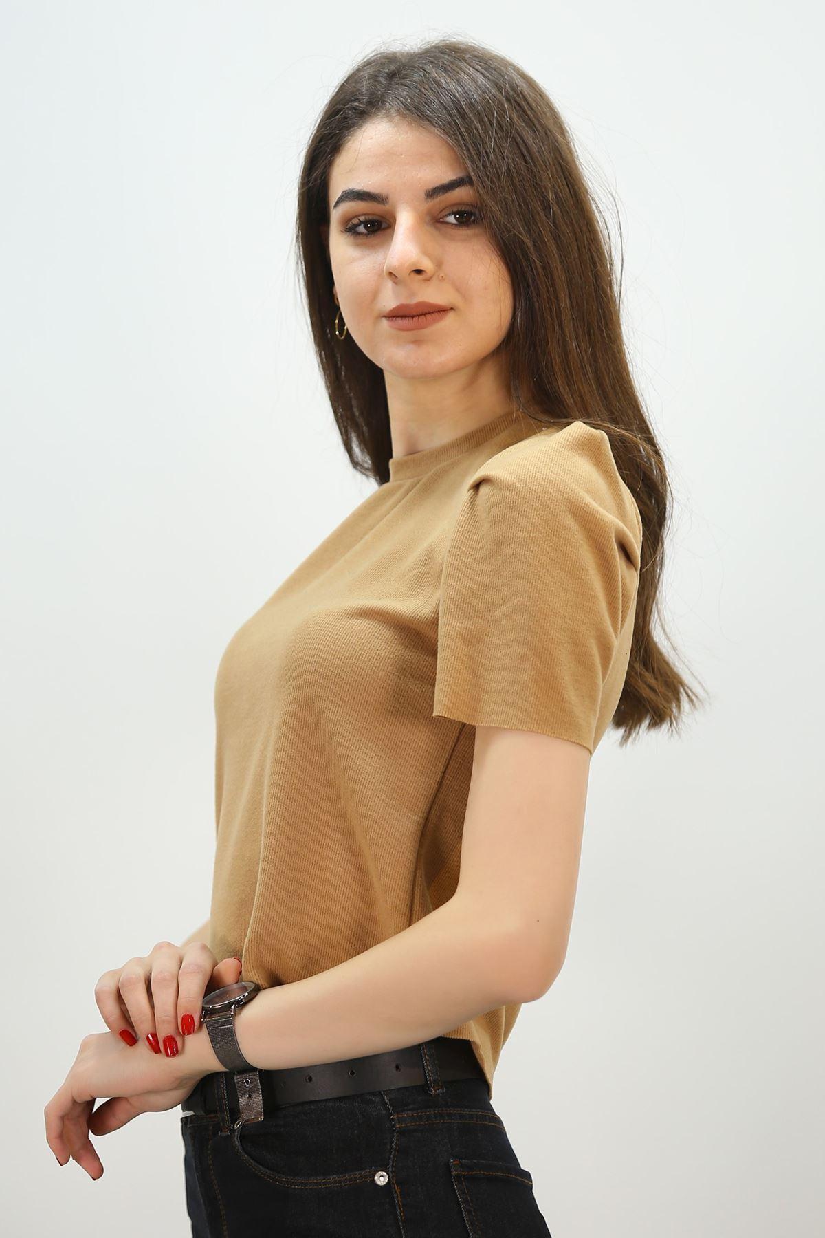 Crop Bluz Devetüyü - 8069.1186.