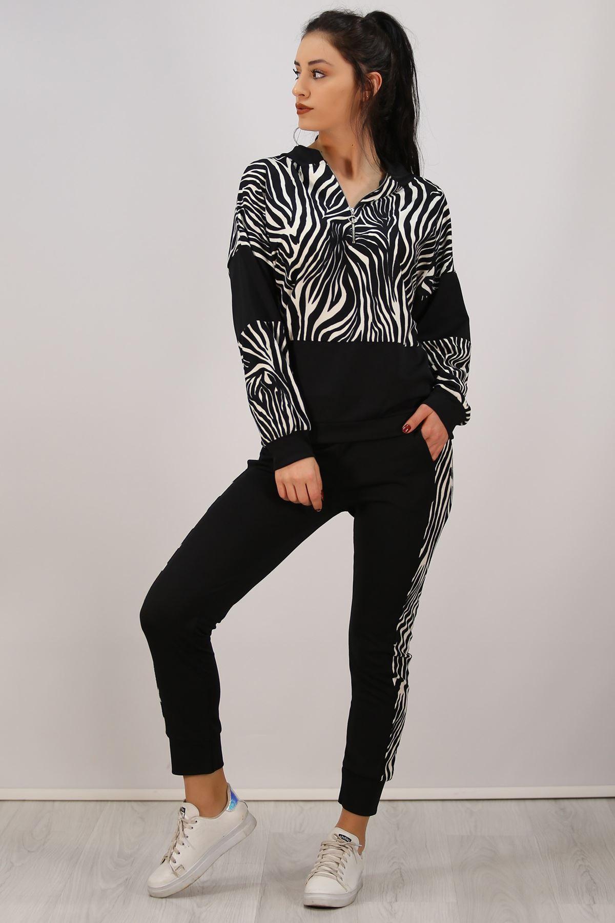 Mira Eşofman Takımı Zebra - 4805.1234.
