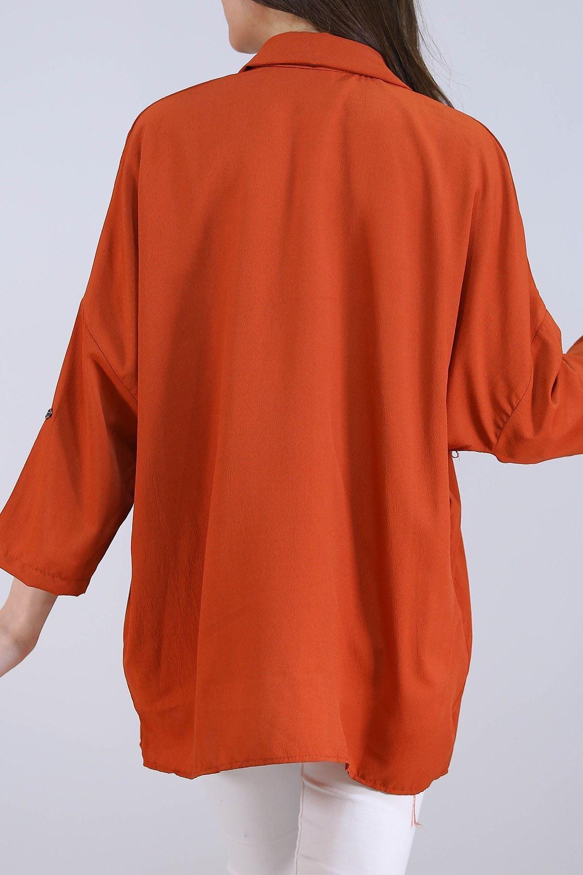 Salaş Gömlek Kiremit - 4806.701.