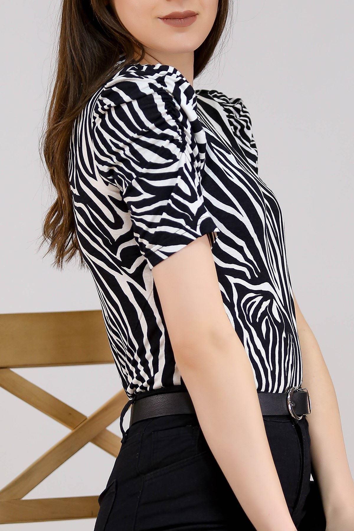 Kol Büzgülü Body Zebra - 5291.1286.