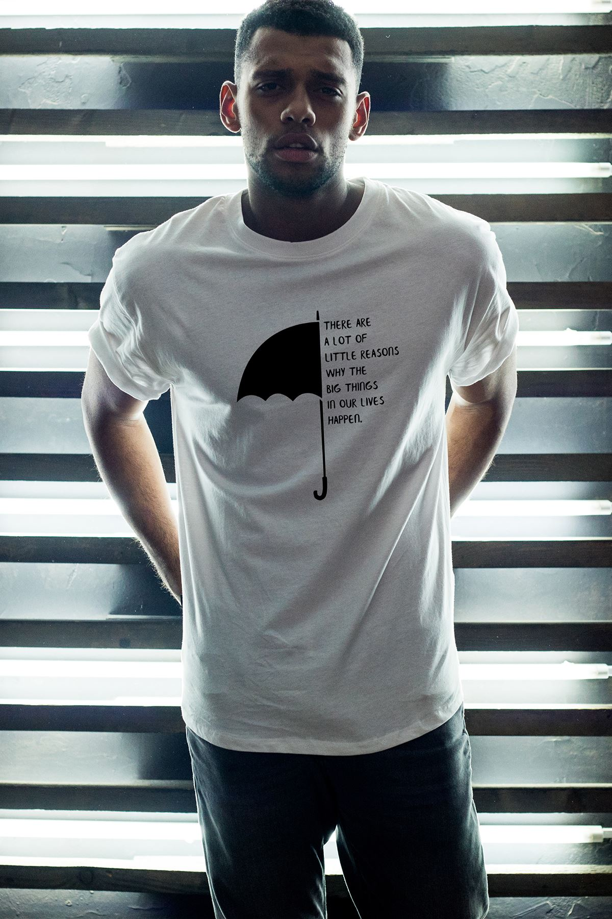 Meet Mother 02 Beyaz Erkek Oversize Tshirt - Tişört